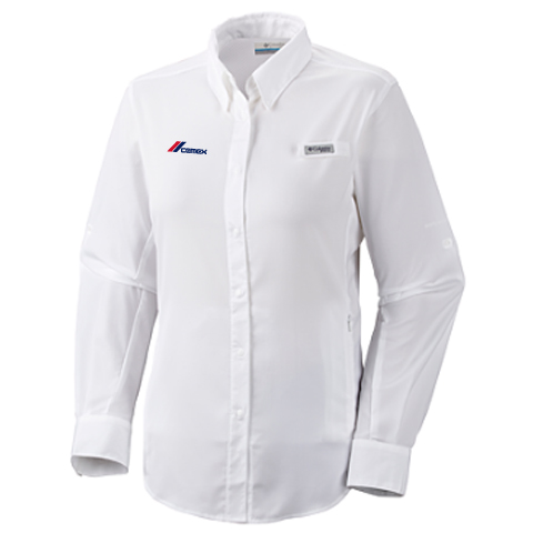 Apparel Womens Button Down Shirts Columbia Ladies